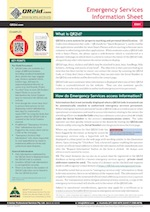 QR2id Information Sheets