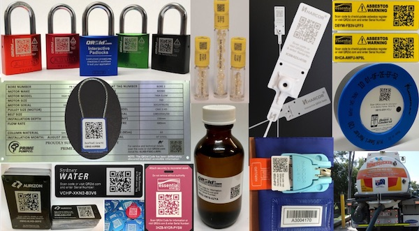 QR2id Products